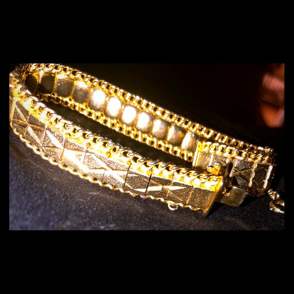 Beautiful Gold Bracelet